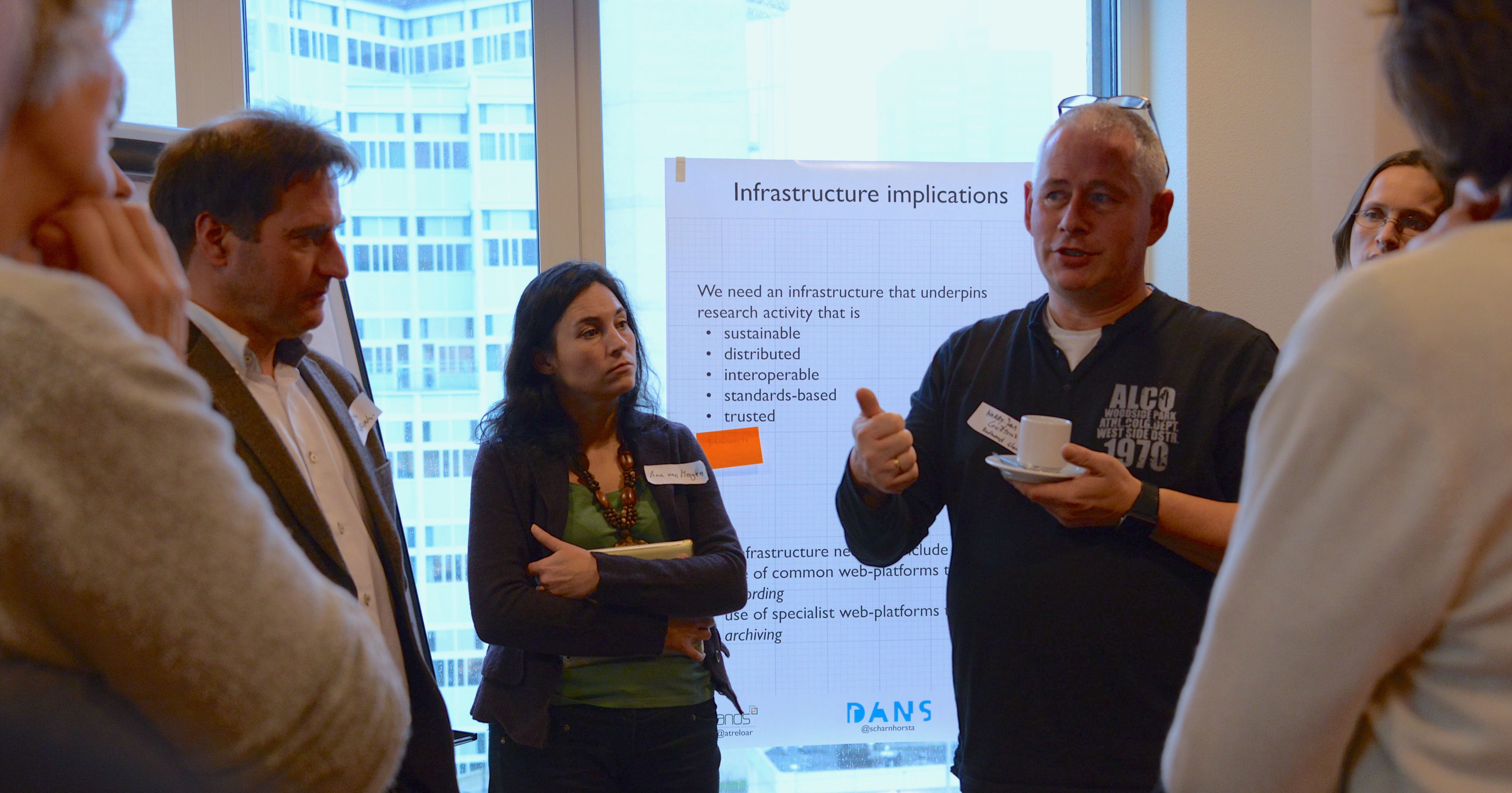 Breakout discussions about infrastructure implications