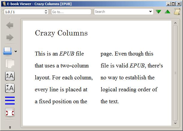 calibre_columns